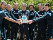 """Bóng đá - 9 năm, Mourinho mới nhận danh hiệu """"HLV hay nhất NHA"""""""