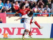 Bóng đá Việt Nam - TRỰC TIẾP U23 VN - U23 Myanmar: Trả giá (KT)