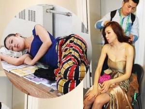 Thời trang - Cảnh ăn ngủ vạ vật đằng sau những xa hoa của nghề mẫu