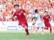 Bóng đá Việt Nam - U23 VN - U23 Myanmar: Siêu phẩm và sai lầm