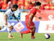 Bóng đá Việt Nam - Công Phượng solo ghi bàn tái hiện siêu phẩm của Messi