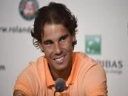 Thể thao - Roland Garros: Nadal cùng nhánh Djokovic-Murray