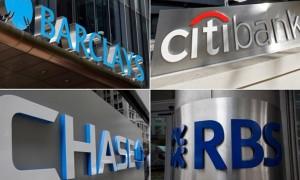 Tài chính - Bất động sản - Gian lận tỉ giá, 5 ngân hàng bị phạt 6 tỉ USD