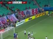 Bóng đá Việt Nam - SAO Brazil đá phạt góc ghi bàn giống nữ tuyển thủ VN