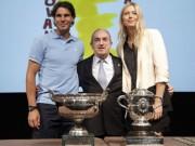 Thể thao - Tin HOT 23/5: Sharapova động viên tinh thần Nadal