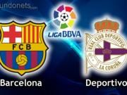 Bóng đá - TRỰC TIẾP Barca - Deportivo: Chiến thuật câu giờ (KT)