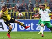 Bóng đá - Dortmund – Bremen: Quà tri ân ý nghĩa