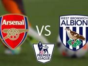 Bóng đá - Arsenal - West Brom: Không chỉ là thủ tục
