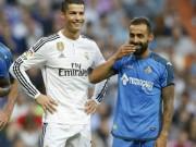 Bóng đá - Real - Getafe: Trận cầu siêu cống hiến