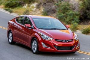 Hyundai Elantra thế hệ mới sắp trình làng