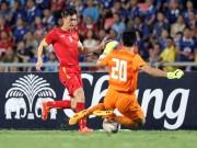"""Bóng đá - Góc ảnh: Công Vinh và hai lần thua """"Neuer Thái Lan"""""""