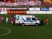 """Bóng đá - Kinh hoàng: Va chạm trên sân, """"sao"""" Argentina thiệt mạng"""