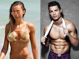 Thời trang - Bồ mới của C.Ronaldo khoe dáng sexy với bikini đan