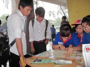 Giáo dục - du học - Giá phòng trọ rục rịch tăng trước kỳ thi THPT quốc gia
