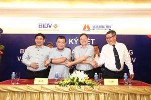 Ngân hàng - Chính thức sáp nhập MHB vào BIDV