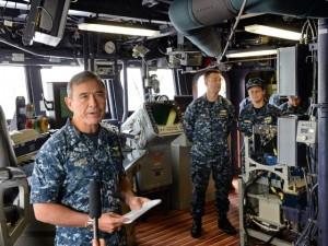 """Tin tức trong ngày - Đô đốc Mỹ: """"Trung Quốc làm mất ổn định khu vực"""""""