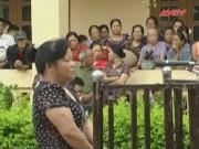 Video An ninh - Xét xử trạm trưởng y tế xã lừa chạy việc
