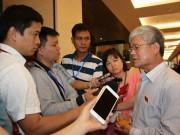 Tin tức Việt Nam - ĐB Quốc hội lo TQ lặp lại kịch bản năm 1988