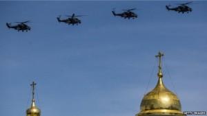 Thế giới - Quân đội Nga bất ngờ tập trận quy mô lớn