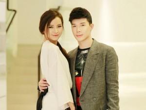 Ca nhạc - MTV - Nathan Lee tình tứ ôm eo Phương Trinh Jolie