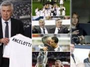 """Bóng đá - Ancelotti bị sa thải: Dàn """"sao"""" tri ân, dư luận dậy sóng"""
