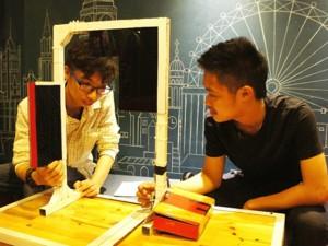 Sản phẩm mới - Đà Nẵng: Học sinh sáng chế hệ thống bắt lỗi giao thông thông minh