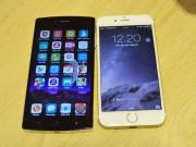 Điện thoại - Bphone sẽ ra sao khi đọ dáng cùng iPhone 6?