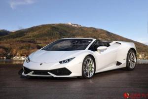"""Ô tô - Xe máy - Lamborghini Huracan phiên bản mui trần """"hiện hình"""""""