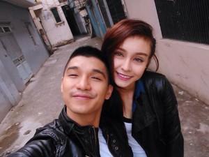 Bạn gái Cường Seven không ngại chạm mặt Chi Pu