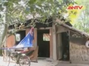 Video An ninh - Cháy nhà lúc rạng sáng, vợ con chết, chồng bỏng nặng