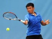 Tennis - Lý Hoàng Nam lập kỳ tích trên BXH ITF
