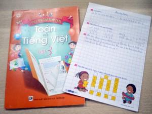 Giáo dục - du học - Nhìn lại sách có bài toán lớp 3 siêu khó