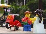 8X + 9X - Độc đáo với bộ ảnh lego đầy cảm xúc