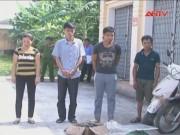 Bản tin 113 - Bắc Giang: Phá ổ nhóm gây ra gần 30 vụ trộm xe máy