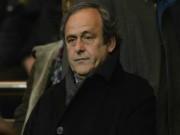 Tin bên lề bóng đá - Platini muốn hủy bầu cử chủ tịch FIFA vì scandal tham nhũng