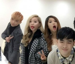 Soobin Hoàng Sơn không thoải mái khi hát cùng Mi-A
