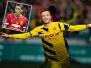 """Bóng đá Đức - MU: Bán Di Maria, mua """"Beckham nước Đức"""""""