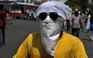 Thế giới - Ảnh: Người Ấn Độ điêu đứng trong nắng nóng như thiêu