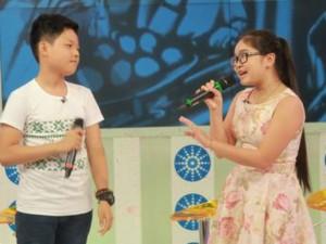 Thiện Nhân The Voice Kids hội ngộ hotboy một mí tại Hà Nội