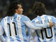 Bóng đá - Messi e dè Juventus & Tevez trước thềm CK Cup C1