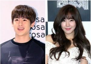 """Ca nhạc - MTV - """"Hoàng tử Thái"""" Nichkhun chính thức chia tay Tiffany (SNSD)"""