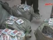 Thị trường - Tiêu dùng - Thu giữ hơn 65.000 vỏ bao bì mì chính nhập lậu
