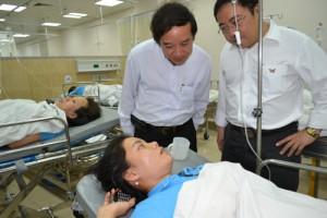 Tin tức trong ngày - Xử phạt công ty gây ra ngộ độc khí NH3 ở Đồng Nai