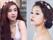 8X + 9X - Những bờ môi cong gợi cảm của hot girl Việt