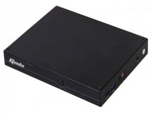 Sản phẩm mới - Máy tính nhỏ gọn như cuốn sổ tay, hỗ trợ xuất phim 4K