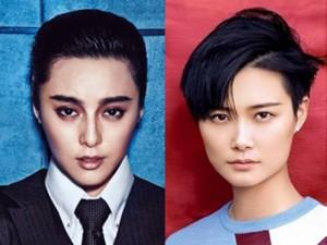 Tóc đẹp - Thích thú xem mỹ nhân Hoa ngữ để tóc tém