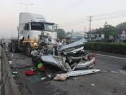 Tai nạn giao thông - Tai nạn kinh hoàng, 5 người chết