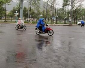 Tin thời tiết - Hôm nay, nhiều tỉnh Bắc Bộ có mưa