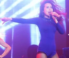 Lưu Hương Giang thiêu đốt ánh nhìn với vũ đạo sexy