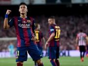 Bóng đá - Bị dọa nạt, Neymar vẫn quyết không đổi lối chơi